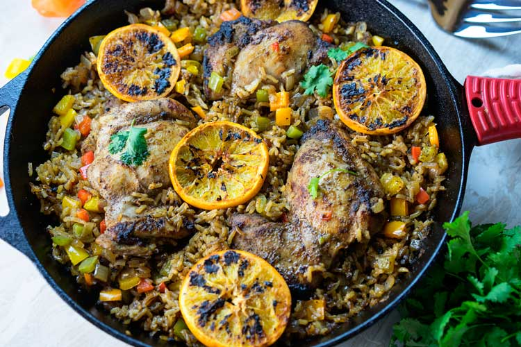 One-Pan-Jerk-Chicken-and-Rice-with-Oranges2